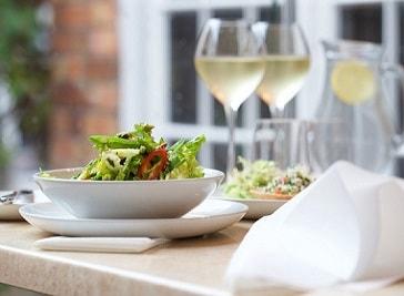 Augustus Restaurant in Taunton