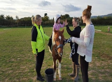 Hobby Horse Riding School in Taunton
