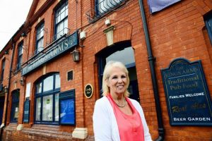 Landlady's return to Taunton pub will mark new era for pub