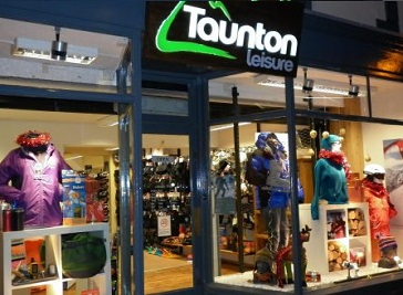 Taunton Leisure in Taunton